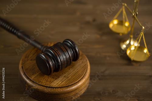 Fotografija  Law Concept,