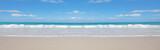 Fototapeta Fototapety z morzem do Twojej sypialni - Beach background