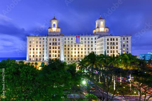 Fotografie, Obraz  National Hotel - Havana, Cuba