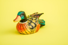 Hand Made Wooden Ducks For Hom...