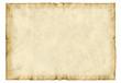 canvas print picture - Altes Papier, Pergament