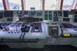 Forward console in Ship tanker