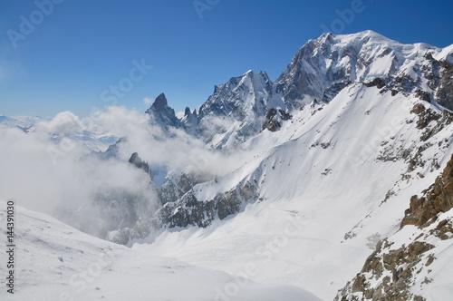 Monte Bianco #144391030