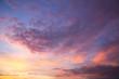 Leinwandbild Motiv Cloudscape