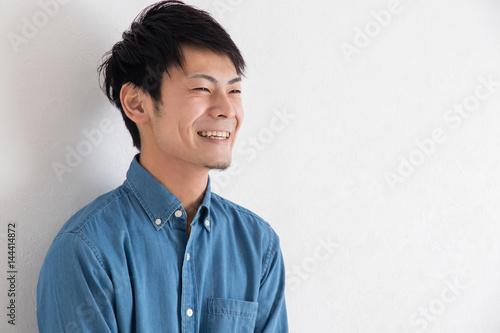 Photo  男性のポートレート