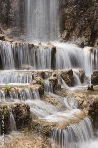 Cascate d'acqua © Lunipa