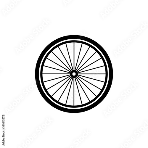 Cuadros en Lienzo  bicycle wheel
