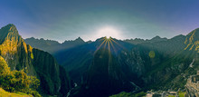 Details Of Machu Picchu