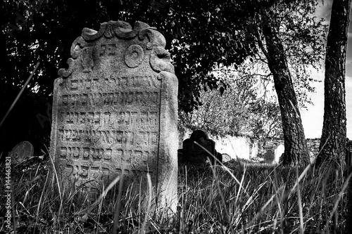 Keuken foto achterwand Begraafplaats The Old Jewish cemetery