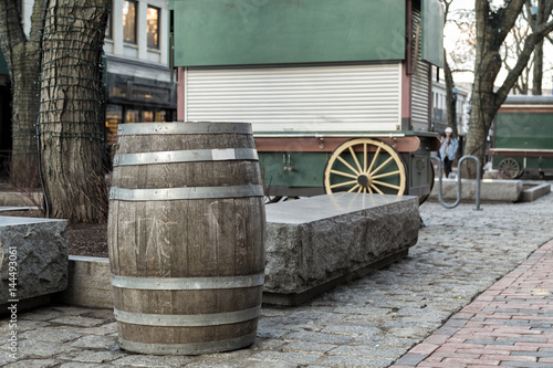 The Old Barrel