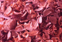 Pink Potpourri Dried Plants And Flowers