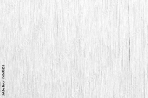 Papiers peints Bois White Wood Board Texture Background.