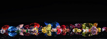 Colorful Of Different Gemstone...