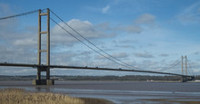 View Of The Humber Suspension ...