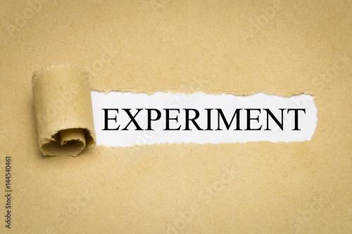 Fotografia  Experiment