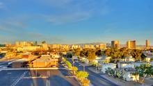 Time Lapse Las Vegas Skyline