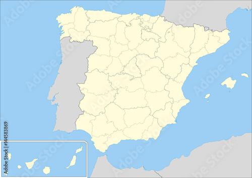 Provinces of Spain