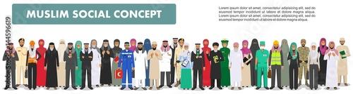 Obraz na plátně Social concept