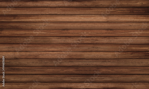 Poster Bois Wood texture background, wood planks