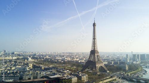 Wall Murals Paris Tour Eiffel