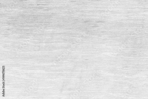 Türaufkleber Metall White Wood Board Texture Background.