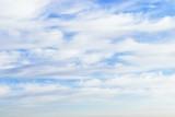 Fototapeta Na sufit - Tło, niebo z chmurami