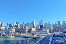 View Of New York City From In...