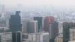 Fascinating, Abstract Timelapse of Bangkok's Busy Cityscape through the Haze