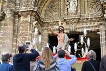 Spanish Catholic Easter Holy W...