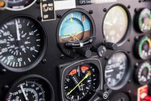 Cockpit Helicopter - Instrumen...