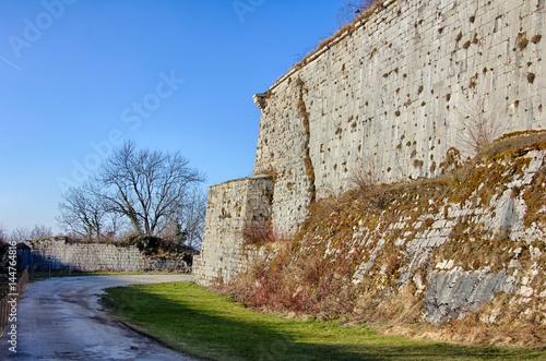 Keuken foto achterwand Vestingwerk Fort St-André à Salins-les-Bains en France