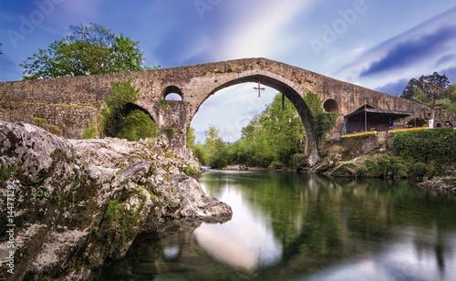 Asturias,puente romano