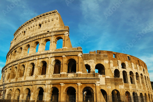 Photo  The Colosseum , Rome, Italy