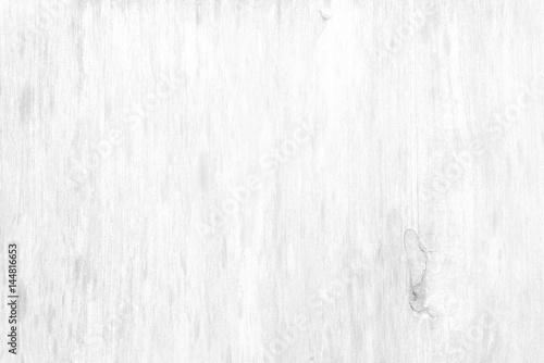 Papiers peints Bois White Wood Texture Board Background.