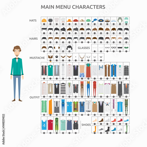 Fotografía  Character Creation Animator