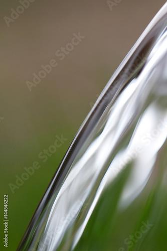 Fotografía  Clean running water in nature
