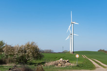Windkraft Zur Alternativen Stromerzeugung