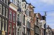 Buildings in Amsterdam, Netherlands
