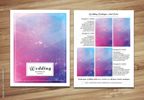 photography price flyer template buy this stock template and