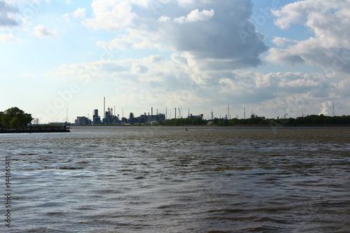 Photo  Hafen von Antwerpen