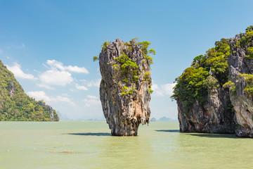 James Bond Island (Khao Tapu), Phang Nga, Thailand