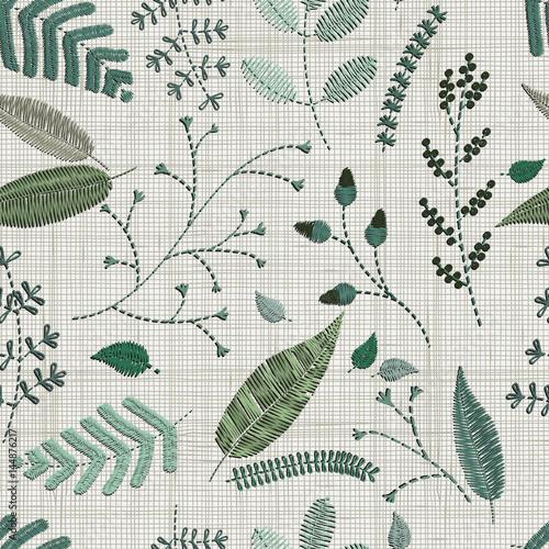 bezszwowy-wzor-hafty-kwiatowe-liscie-galazki-jagody-kwiaty-laka