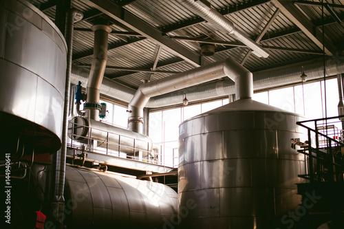 Storage building food industry equipment