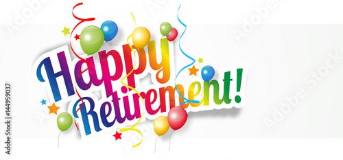 Fotomural Happy retirement