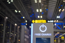 Free Charge Station For Mobile...