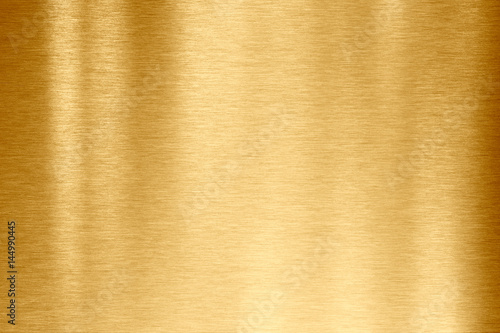 Photo sur Aluminium Les Textures gold metal texture