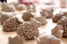 Gliniane Baranki. Pracownia Ceramiki Artystycznej