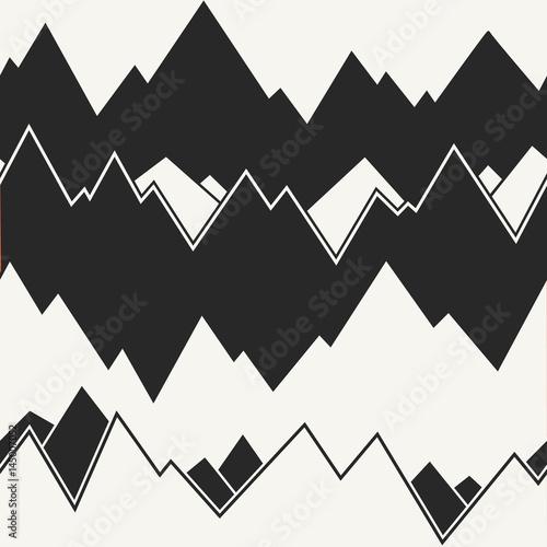 nowoczesne-stylowe-monochromatyczne-pasmo-gorskie