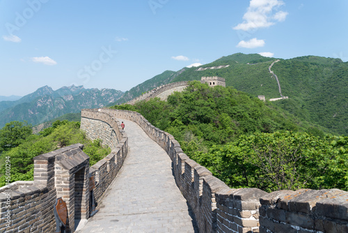 Wall Murals Great Wall La grande muraille