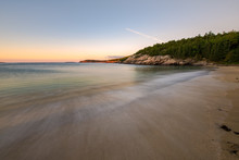 Sand Beach, Acadia National Pa...
